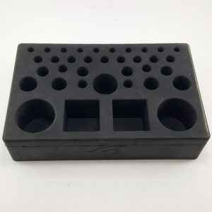 Rubber Caddy