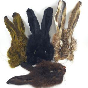Hare Masks